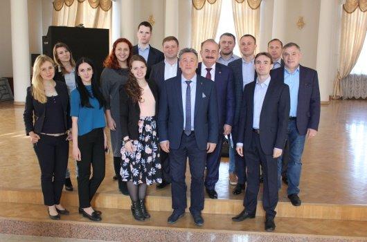 Второе заседание Попечительского совета Международной ассоциации студенческого телевидения