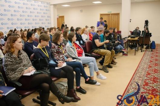 Международный молодежный медиафорум «МедиаВосток» | 2 день