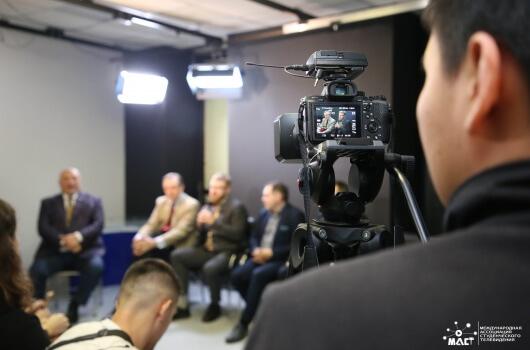 Открытие Молодежного центра медиа и коммуникаций